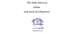 The links between urban and...