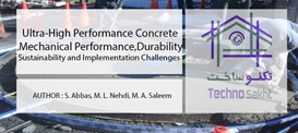 Ultra-High Performance Concrete:...